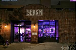 Facade of BERG'N Restaurant