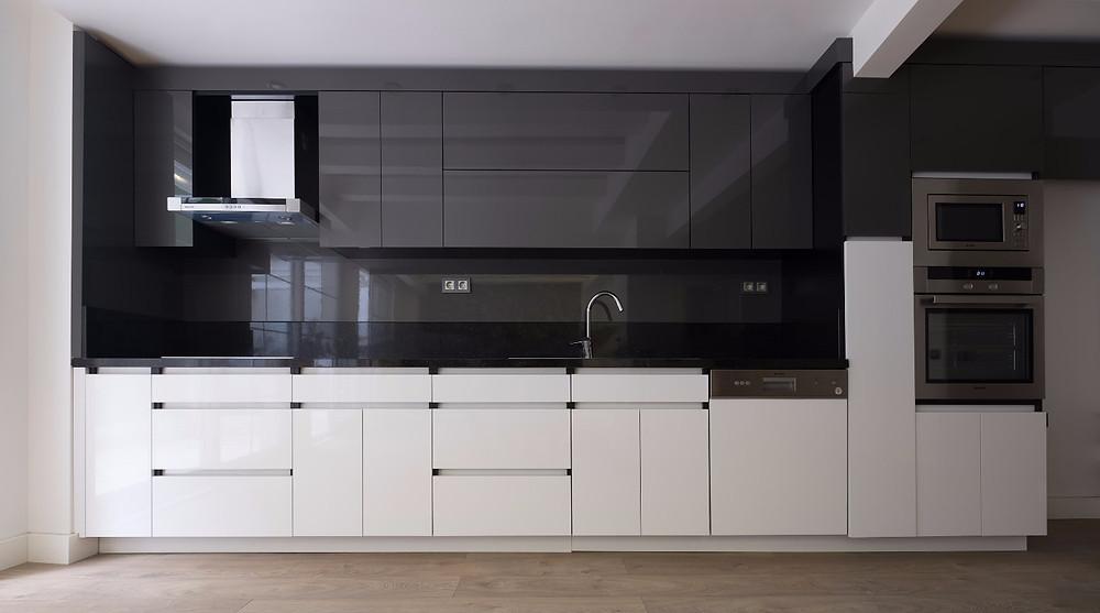 Modern mutfak tasarımı