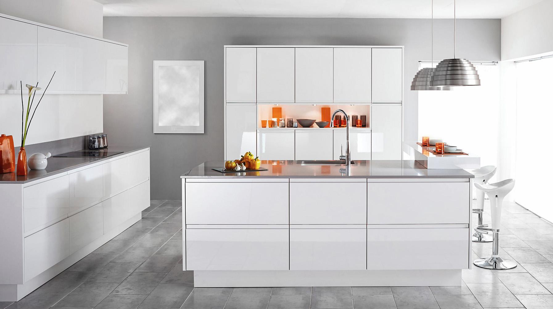 Aydınlık Modern Mutfak