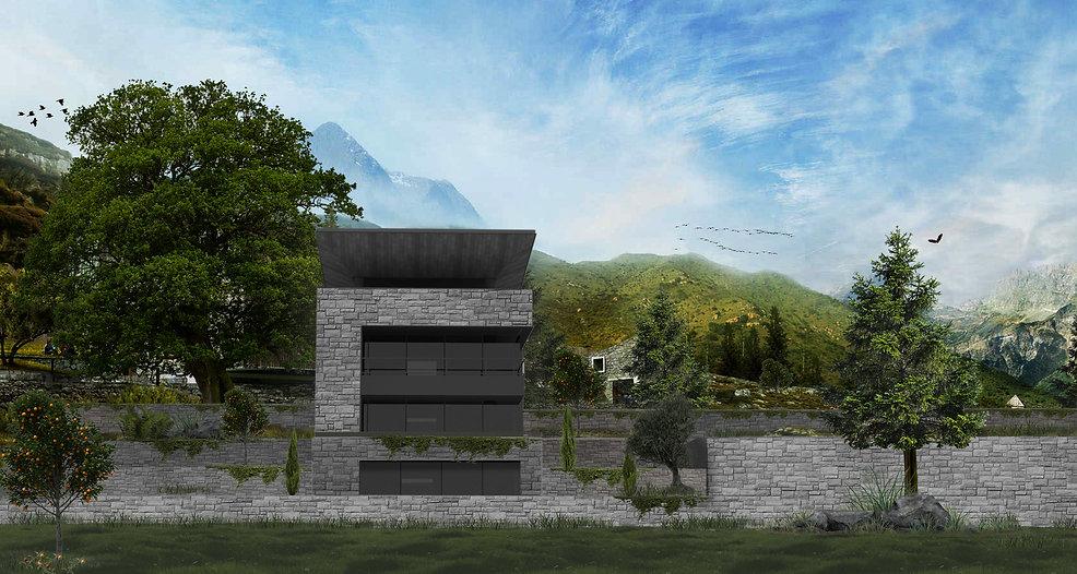 İç Mimar, Villa Tasarımı