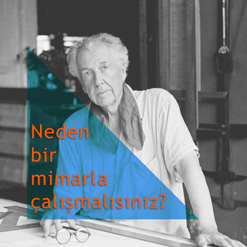 mimar Frank Lloyd Wright