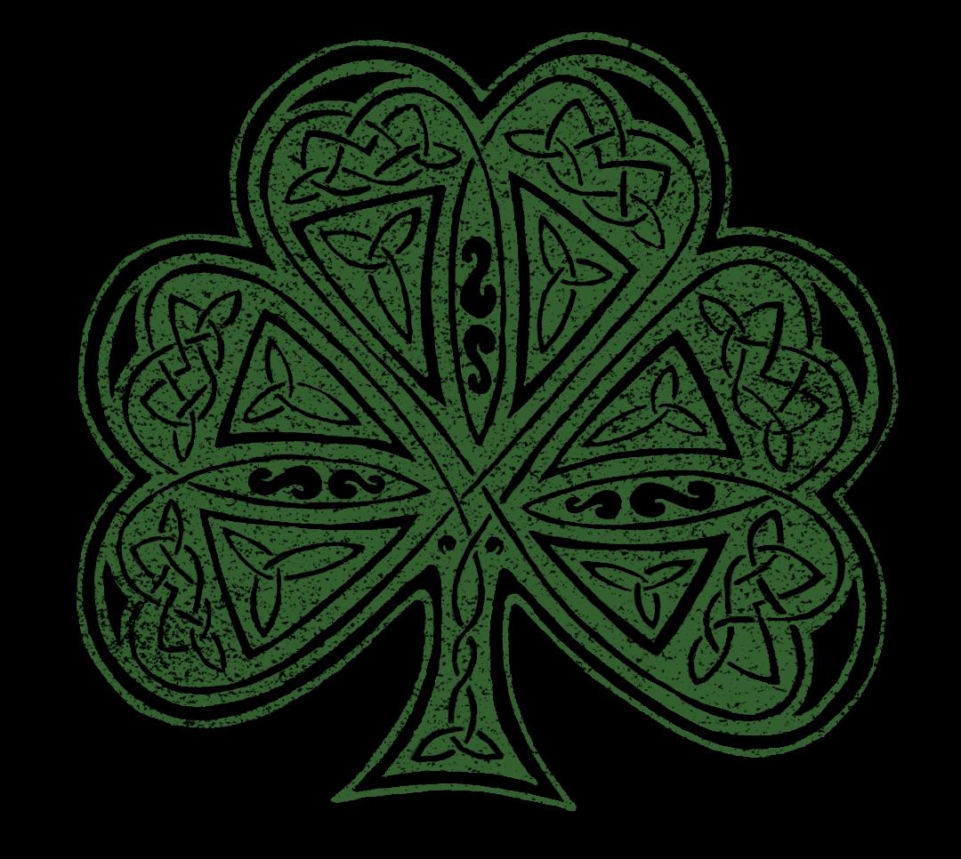 Celtic Knot Clover