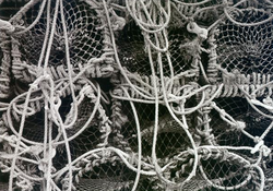 Lobster Pots, Tobermory
