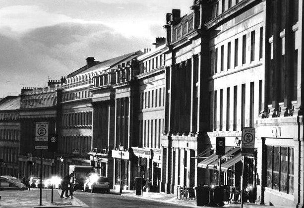 Gray Street, Newcastle-upon-Tyne