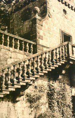 Torosay Castle Steps, Mull