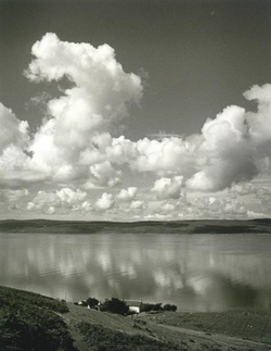 Clouds over Kintyre