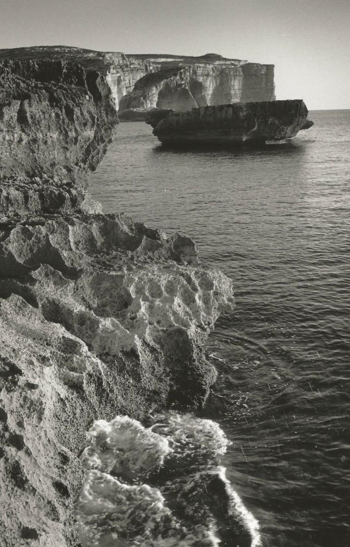 Dwejra shore, Gozo