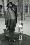 Inspired, Sir John Betjeman, St Pancras