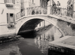 Brick and Wrought Iron, Venice