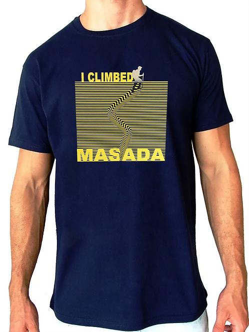 I Climbed Masada