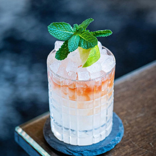 COCKTAIL RECIPE: BIN AND GITTERS