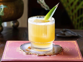 COCKTAIL RECIPE: BACK FOR SECONDS