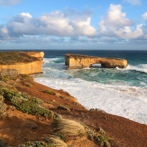 what to see in port campbell national park