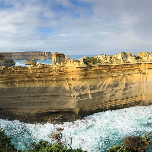is it safe to travel alone in australia, where to stop on the great ocean road