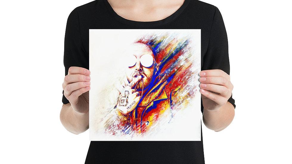 Mac Miller #1 Art Poster