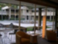 Figueroa Courtyard Cafe