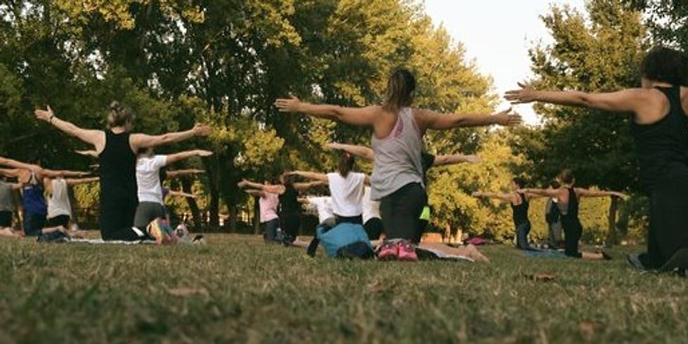 Yoga im Garten I Niederau