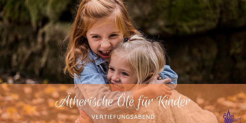 Ätherische Öle für Babys und (Klein-) Kinder I Öle leben-Haus Niederau