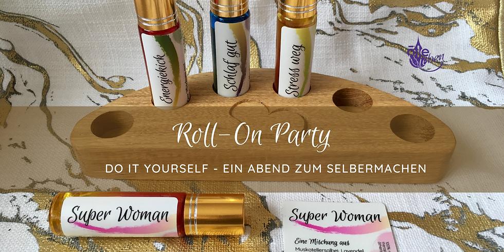 Roll-On Party I Öle leben-Haus Niederau