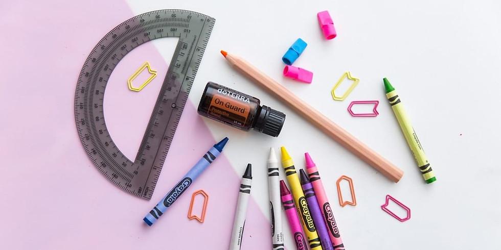 Zurück in die Schule I Inkl. Herstellung eines Roll-Ons für Schulkinder | Niederau (1)