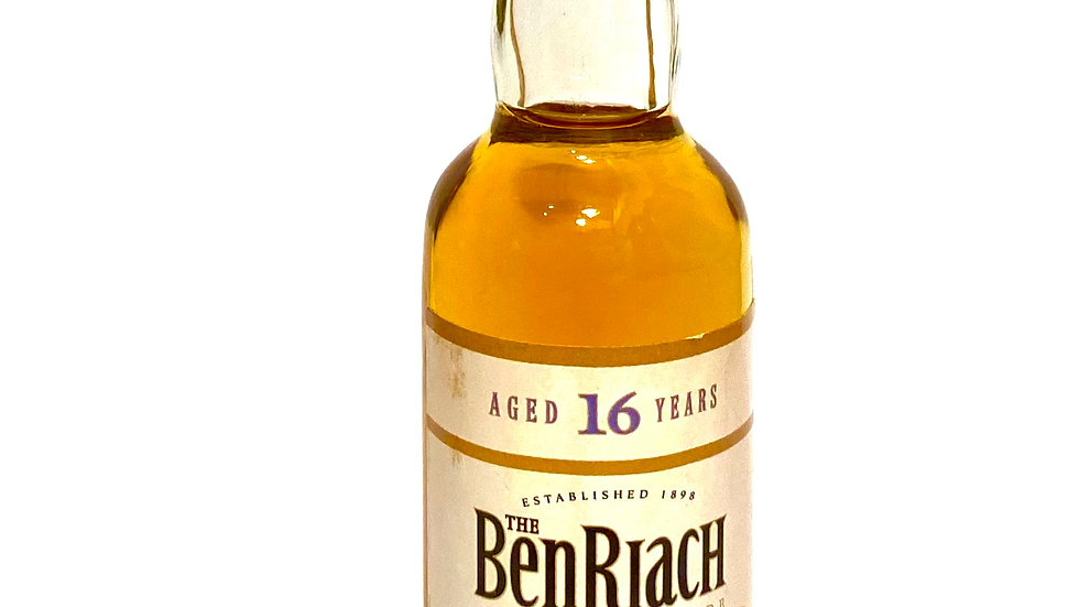Benriach Single Malt 16 y.o. Miniatur