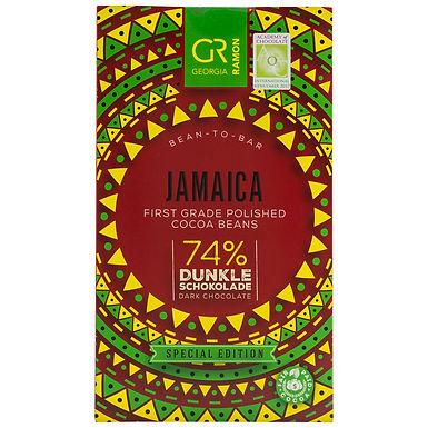 Schokolade Jamaica 74% - 50 g