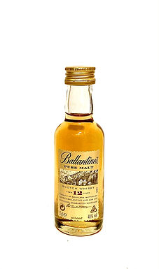 Ballantines Pure Malt 12 years Miniatur