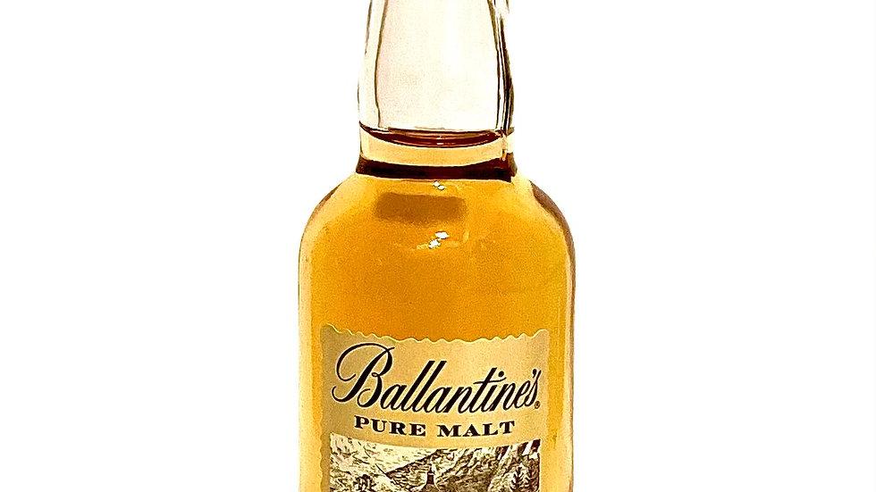 Ballantines Pure Malt Miniatur