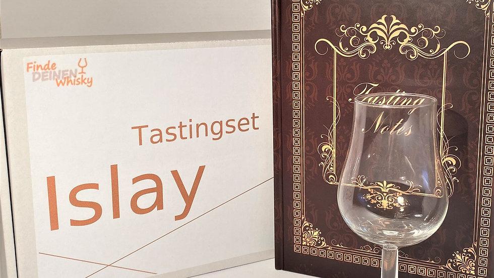 """Tastingset """" Islay"""" Whiskyset"""