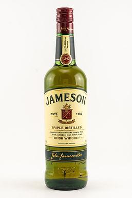 Jameson Triple Distilled Irish Whisky