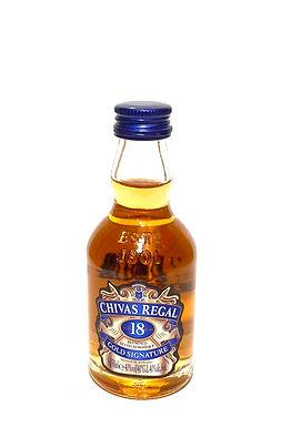 Chivas Regal 18 Jahre Miniatur