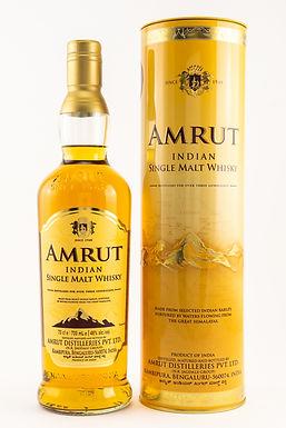 Amrut Indian Single Malt - neue Ausstattung