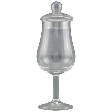 Signatory Tasting Glas Form Tulpe ohne 2/4cl Eichstrich ohne Aufdruck mit Deckel