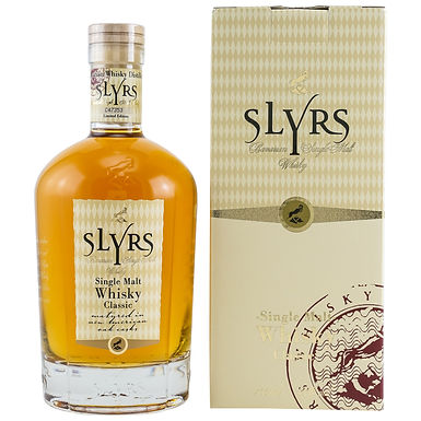 Slyrs Single Malt