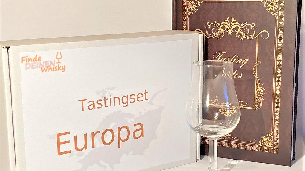 Tasting Set Europa Whisky Set Probieren