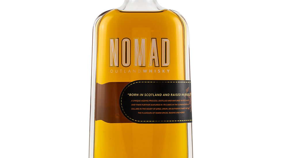 Nomad Outland Whisky  Vorderseite