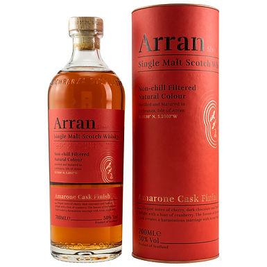 Arran Amarone Cask Finish - neue Ausstattung