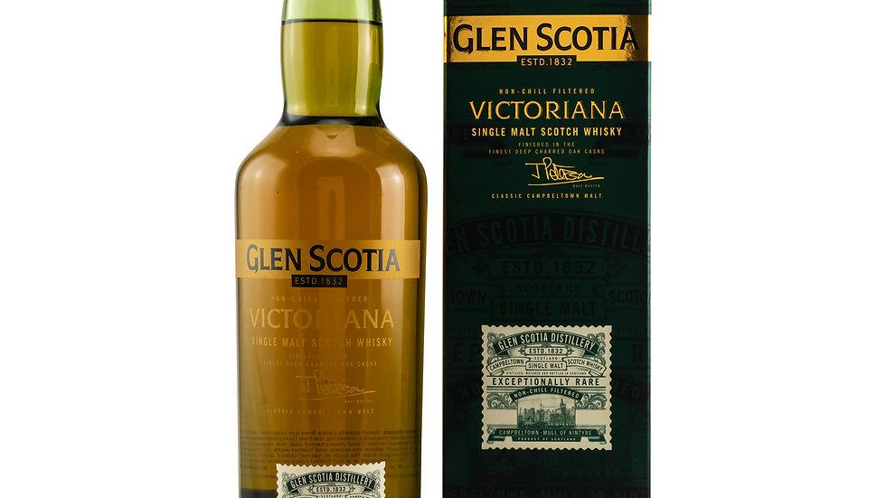 Glen Scotia Victoriana Vorderseite