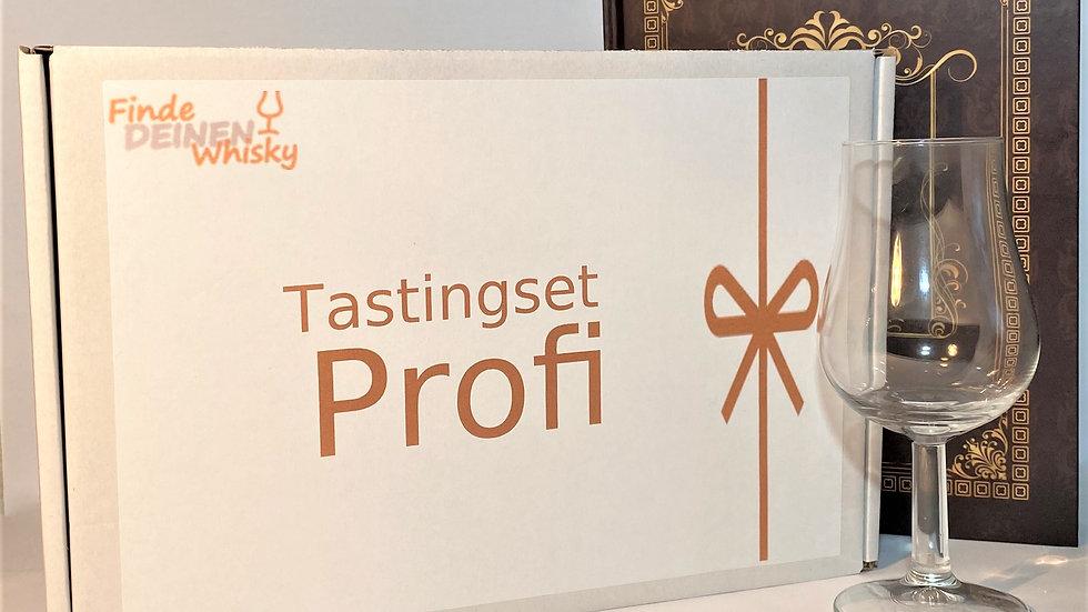 Tastingset Profi Whisky Finde-DEINEN-Whisky