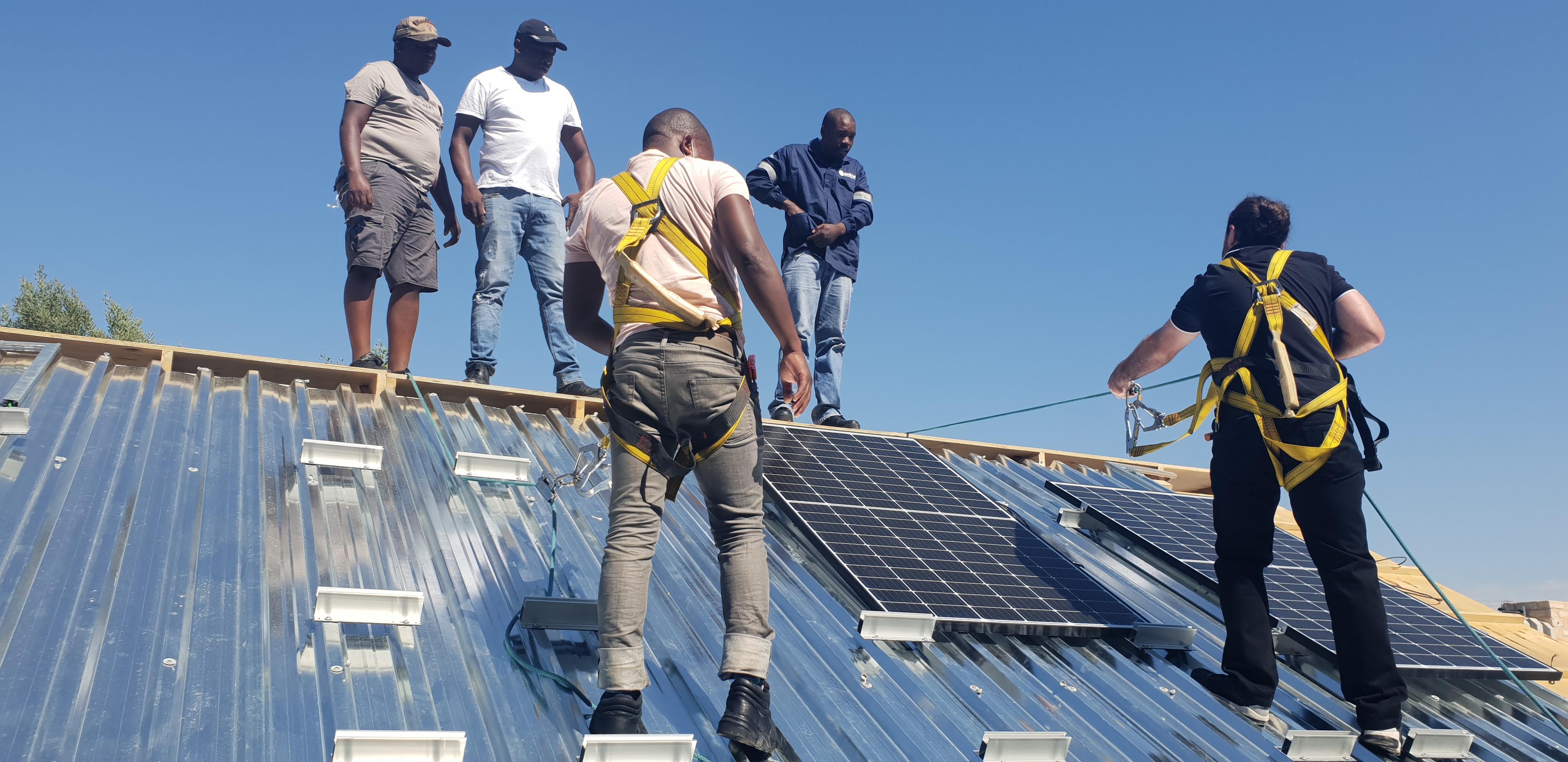 Solar PV GreenCard Training (Online)