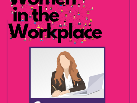 IWD21: Women In The Workplace with @MissPersonalFinance