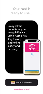 Easy to use instore and online