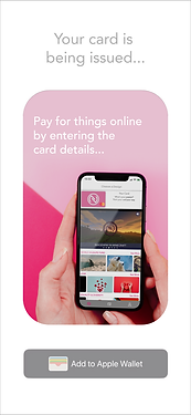 Using ImageNPay iPhone app to make an online payment