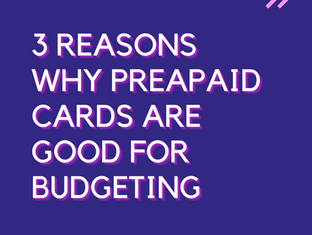 How Are Prepaid Cards Good for Budgeting? | ImageNPay