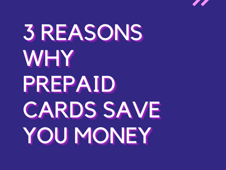 How Prepaid Cards Can Save You Money  | ImageNPay