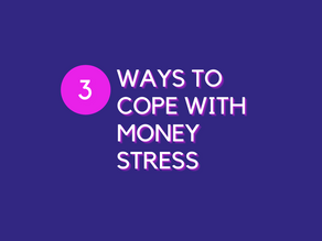 Money Stress: How to Manage it