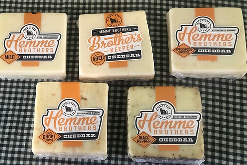 Hemme Brothers Cheddar Block