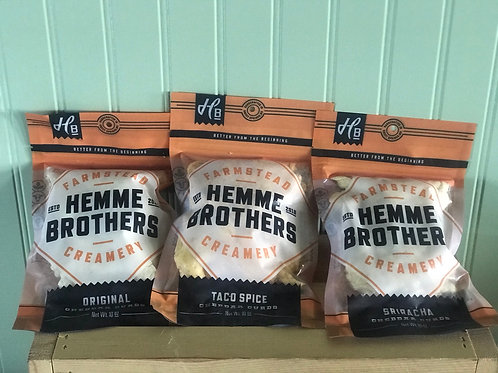 Hemme Brothers Cheese Curds