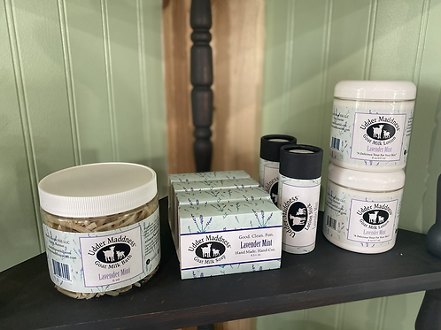 Madd House Hill Goat Milk Products