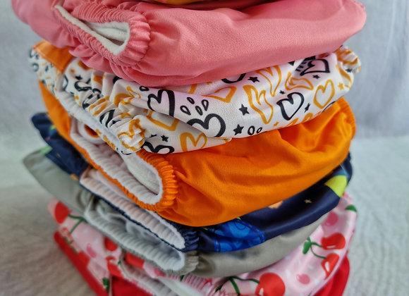Binnie Baby cloth nappies (x 2)